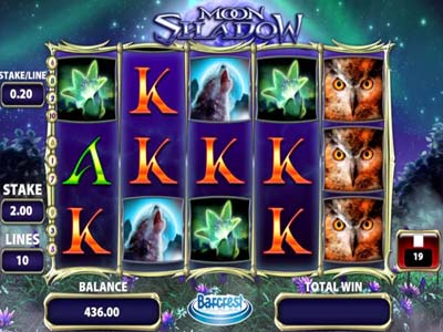 barcrest moon shadow online slot machine
