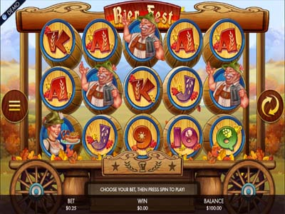 bier fest slot from genesis gaming