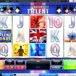 britains got talent slot machine