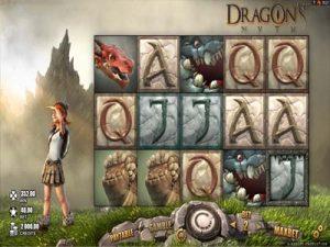 dragons myth rabcat slot machine review