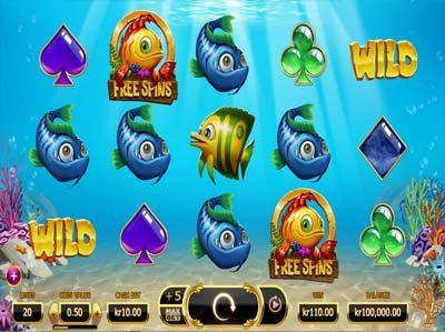 golden fish tank yggdrasil slot review