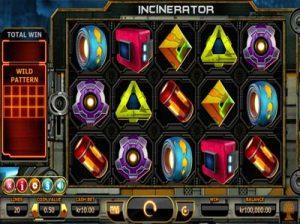 incinerator slot machine review