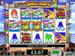 lobster mania igt slot review