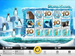 penguin splash slot review