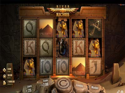 river of riches slot review