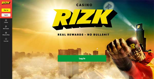 rizk casino review