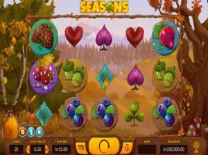 seasons from yggdrasil