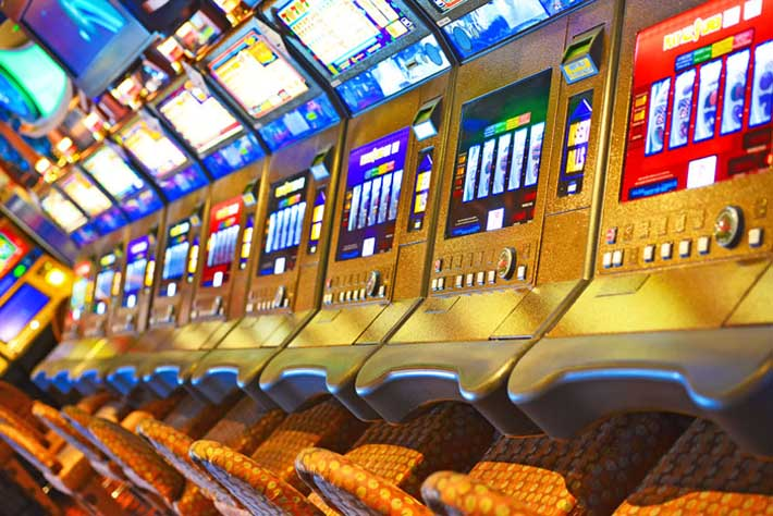 ten slot machine tips