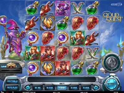 Cloud Quest - Rizk Online Casino