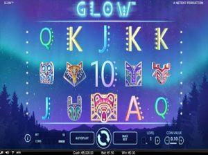 glow online slot