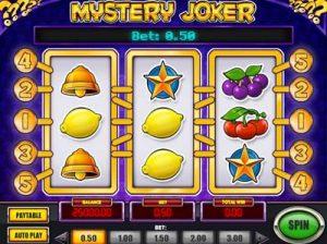 mystery joker slot review