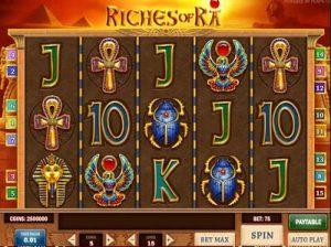 riches of ra playngo slot