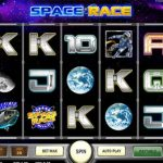 space race slot machine