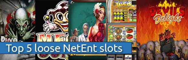 top five loose netent online slots