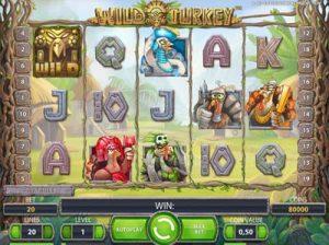 wild turkey slot review