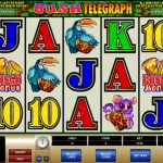 bush telegraph microgaming online slot reviewed