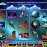 cosmic invaders slot machine