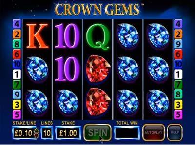 crown gems barcrest slot
