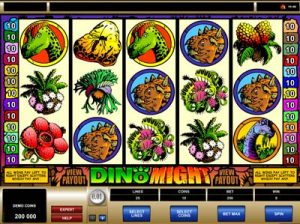 dino might slot review