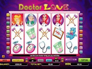 doctor love nextgen slot