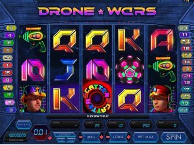 drone wars genesis