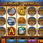 eagles wings microgaming slot