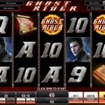 ghost rider playtech slot
