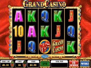 grand casino barcrest