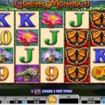 grand monarch online igt slot