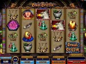 great griffin slot