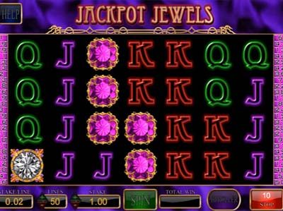 jackpot jewels slot review