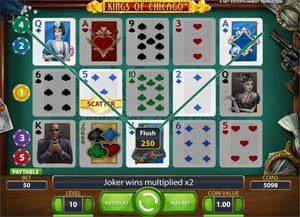 kings of chicago poker slot