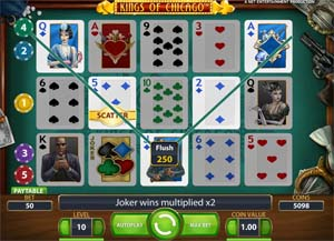 Kings of Chicago Online Slot game - Rizk Online Casino