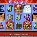 kitty glitter igt slot