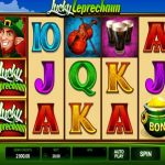 lucky leprechaun online microgaming slot