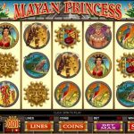 mayan princess microgaming slots