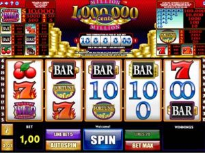 million cents isoftbet slot machine