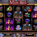 miss red online slot