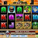 money mad monkey slot from microgaming