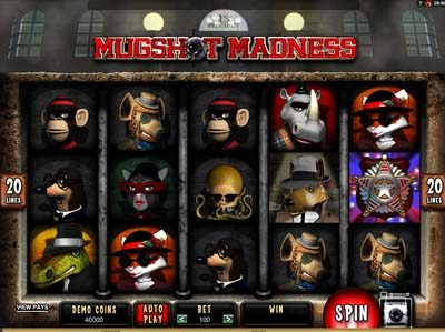 mughsot madness microgaming slot