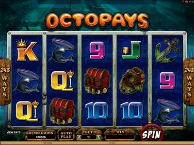 octopays microgaming slot machine online