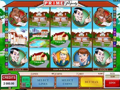 prime propery slot