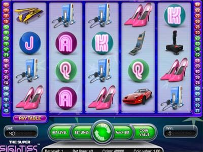 super eighties slot review