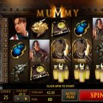 the mummy playtech slot