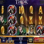 thor playtech slot