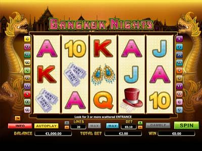 bangkok nights slot review