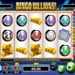 bingo billions nextgen slot