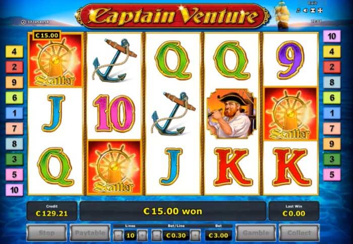 captain venture bonus