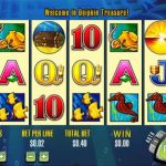 dolphin treasure artistocrat slot