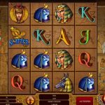 gods of giza slot review